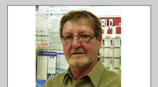 John Hill, Bearings Specialist