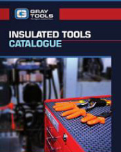 Gray Tools insulated tools catalogue